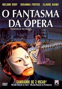 O Fantasma da Ópera - Poster / Capa / Cartaz - Oficial 10