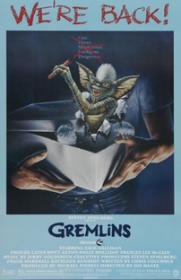 Gremlins - Poster / Capa / Cartaz - Oficial 5