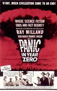 Pânico no Ano Zero - Poster / Capa / Cartaz - Oficial 1