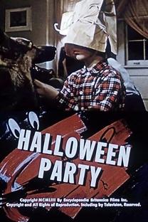 Halloween Party - Poster / Capa / Cartaz - Oficial 1