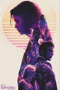 Euphoria (1ª Temporada) - Poster / Capa / Cartaz - Oficial 3