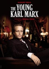 O Jovem Karl Marx - Poster / Capa / Cartaz - Oficial 5