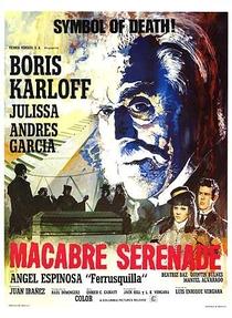 Serenata Macabra - Poster / Capa / Cartaz - Oficial 1