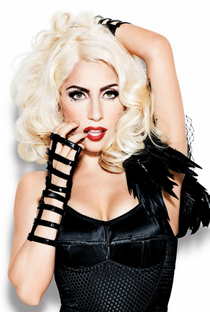 Lady Gaga - Poster / Capa / Cartaz - Oficial 10