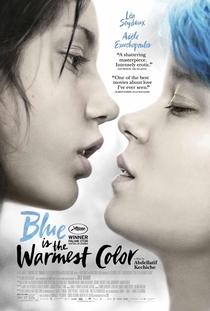 Azul é a Cor Mais Quente - Poster / Capa / Cartaz - Oficial 3