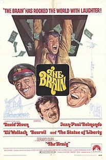 O Super Cérebro - Poster / Capa / Cartaz - Oficial 1