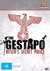 Gestapo: A Polícia Secreta de Hitler - Poster / Capa / Cartaz - Oficial 2