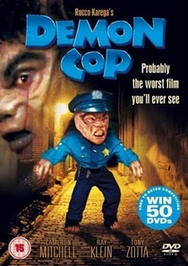 Demon Cop - Poster / Capa / Cartaz - Oficial 1
