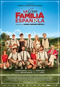 A Grande Família Espanhola - Poster / Capa / Cartaz - Oficial 1