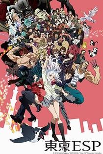 Tokyo ESP - Poster / Capa / Cartaz - Oficial 1