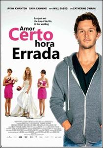 Amor Certo, Hora Errada - Poster / Capa / Cartaz - Oficial 1