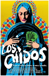 Los Chidos - Poster / Capa / Cartaz - Oficial 2