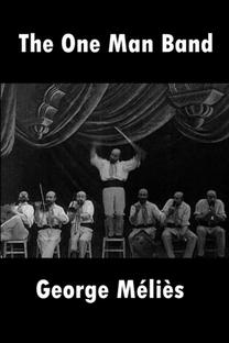 O Homem Orquestra - Poster / Capa / Cartaz - Oficial 1