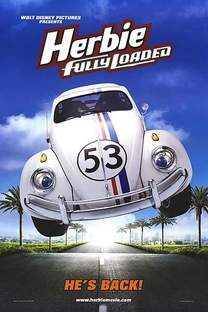 Herbie: Meu Fusca Turbinado - Poster / Capa / Cartaz - Oficial 2