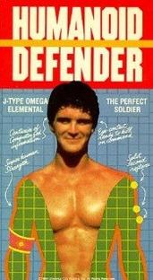 O Defensor Humanóide - Poster / Capa / Cartaz - Oficial 2