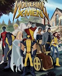 Wolverine e os X-Men (1ª Temporada) - Poster / Capa / Cartaz - Oficial 1