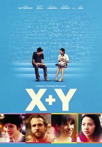 X + Y - Poster / Capa / Cartaz - Oficial 1