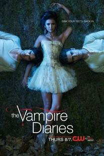 The Vampire Diaries (2ª Temporada) - Poster / Capa / Cartaz - Oficial 5