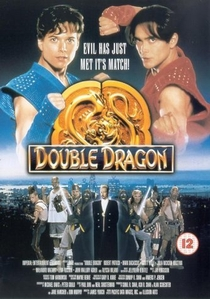 Double Dragon - Poster / Capa / Cartaz - Oficial 5