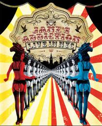 Jane's Addiction Live at Terminal 5 NYC - Poster / Capa / Cartaz - Oficial 1
