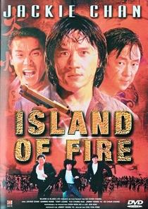 Missão na Ilha do Fogo - Poster / Capa / Cartaz - Oficial 2