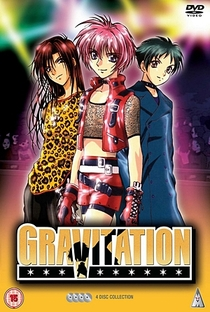 Gravitation - Poster / Capa / Cartaz - Oficial 10