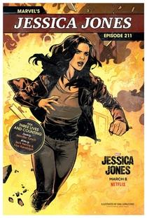 Jessica Jones (2ª Temporada) - Poster / Capa / Cartaz - Oficial 9