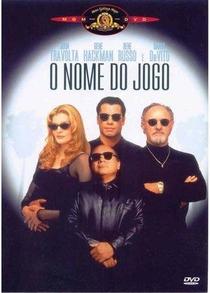 O Nome do Jogo - Poster / Capa / Cartaz - Oficial 5