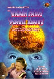 O Cérebro do Planeta Arous - Poster / Capa / Cartaz - Oficial 2