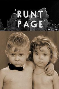 Runt Page - Poster / Capa / Cartaz - Oficial 1
