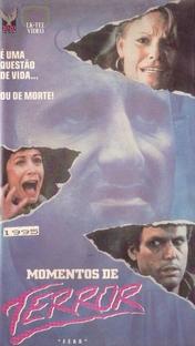 Momentos de Terror - Poster / Capa / Cartaz - Oficial 2