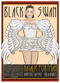 Cisne Negro - Poster / Capa / Cartaz - Oficial 14