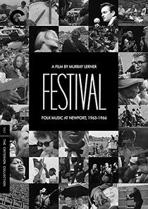Festival - Poster / Capa / Cartaz - Oficial 2