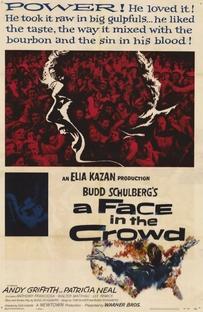 Um Rosto na Multidão - Poster / Capa / Cartaz - Oficial 2