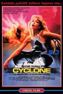 Cyclone - A Máquina Fantástica - Poster / Capa / Cartaz - Oficial 2