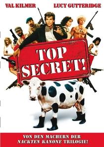 Top Secret! Super Confidencial  - Poster / Capa / Cartaz - Oficial 1