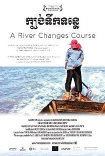 A River Changes Course - Poster / Capa / Cartaz - Oficial 1