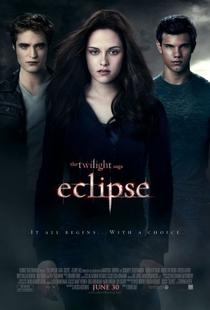 A Saga Crepúsculo: Eclipse - Poster / Capa / Cartaz - Oficial 1