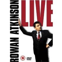 Rowan Atkinson Live - Poster / Capa / Cartaz - Oficial 4