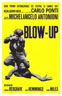Blow-Up - Depois Daquele Beijo - Poster / Capa / Cartaz - Oficial 4