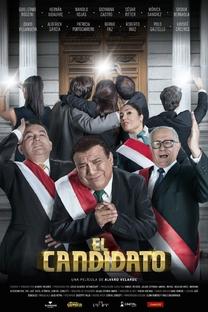 El Candidato - Poster / Capa / Cartaz - Oficial 1