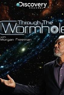 Through The Wormhole (4ª Temporada) (2013) - Poster / Capa / Cartaz - Oficial 1