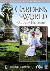 Jardins do Mundo - com Audrey Hepburn - Poster / Capa / Cartaz - Oficial 1