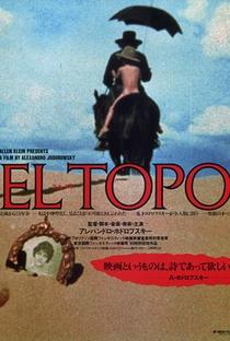 El Topo - Poster / Capa / Cartaz - Oficial 6