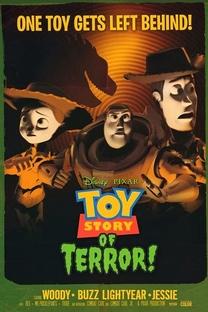 Toy Story de Terror - Poster / Capa / Cartaz - Oficial 4