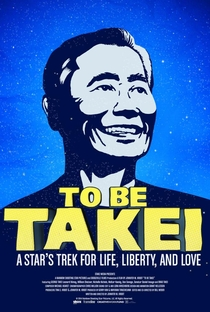 To be Takei - Poster / Capa / Cartaz - Oficial 1