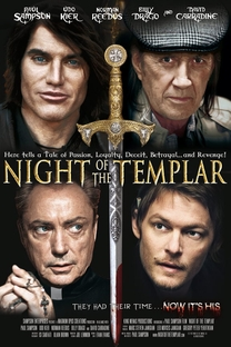 Night of the Templar - Poster / Capa / Cartaz - Oficial 1
