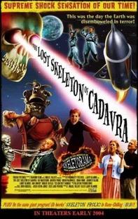 The Lost Skeleton Of Cadavra - Poster / Capa / Cartaz - Oficial 1