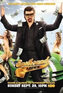 Eastbound & Down (4ª Temporada) - Poster / Capa / Cartaz - Oficial 1