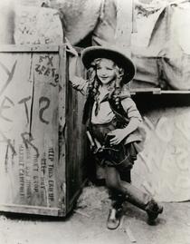 Alice's Wild West Show - Poster / Capa / Cartaz - Oficial 1